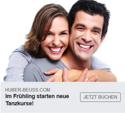 Tänzerische Dating-Website